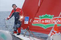 Prince de bretagne pour le Vendée Globe Challenge